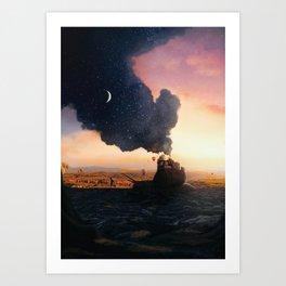 Night Bringer Art Print
