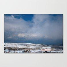 Erciyes Daği Canvas Print