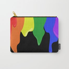 Watch the Paint Drip Carry-All Pouch