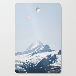 Grindelwald First – Switzerland Cutting Board