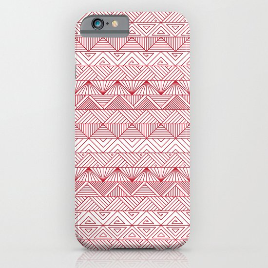 Triangle Trip iPhone & iPod Case