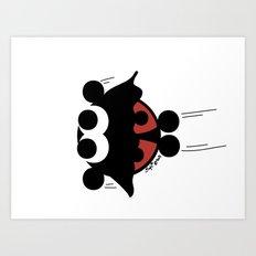 Batbug Art Print