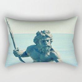 King Neptune Rectangular Pillow