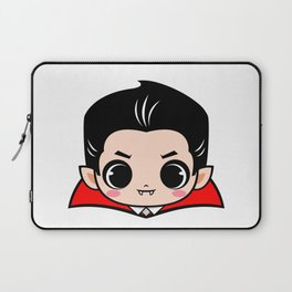 Cute Count Dracula Laptop Sleeve