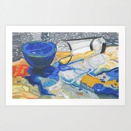 citrus showcase Art Print