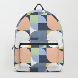 rose dots Backpack