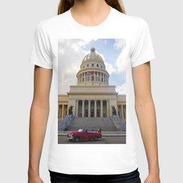 El Capitolio de La Habana T-shirt