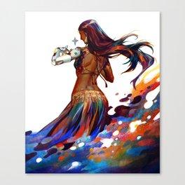 Symmetra - Dance Canvas Print