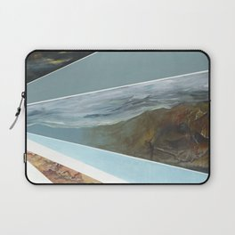 Blue Scapes Laptop Sleeve