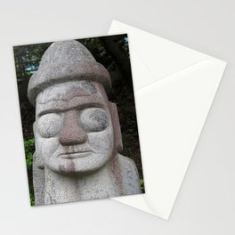 Dol hareubang Stationery Cards