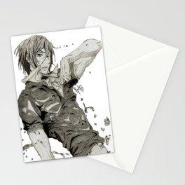 Matsuoka Rin Stationery Cards