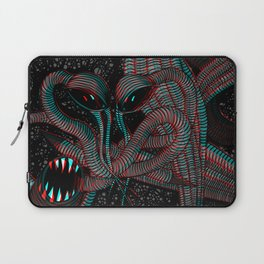 Achluophobia Laptop Sleeve