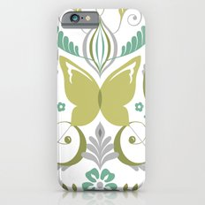Butterfly Damask - Spring Mod iPhone 6s Slim Case