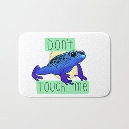 Don't Touch Me Bath Mat