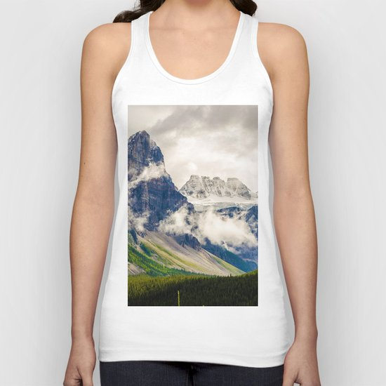Valley of The Gods Unisex Tank Top