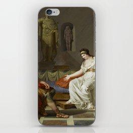 Cleopatra and Octavian iPhone Skin