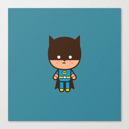 #51 The Bat man Canvas Print