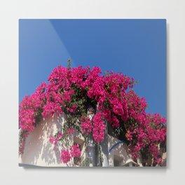 Mediterranean Colors Metal Print