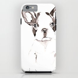 Little Frenchy iPhone Case