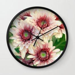 Pretty Enough Wall Clock