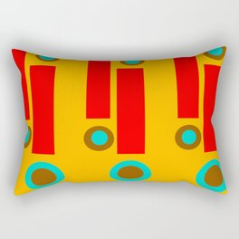 CLEMMONS Rectangular Pillow