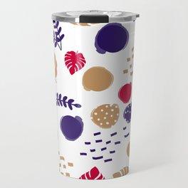 Automne pattern Travel Mug