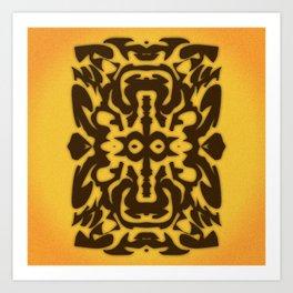 Aytan Art Print