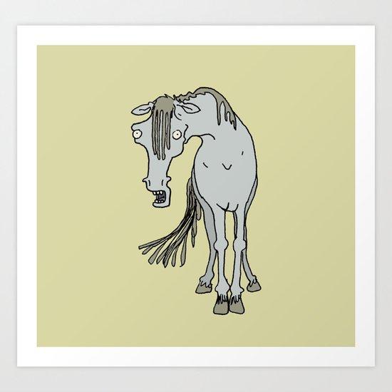 Farmyard Animal III Art Print