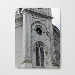 Church 3, Berkshires Metal Print