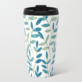 Leaves 6 Travel Mug