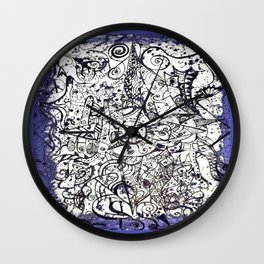 Conditional Equilibrium Wall Clock