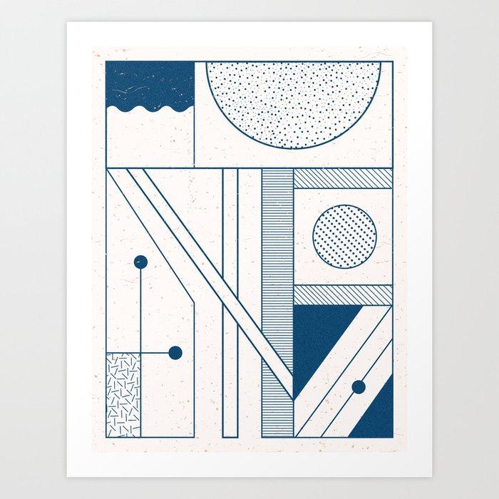 Torrini Art Print