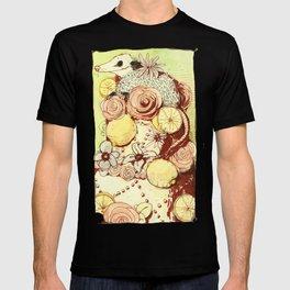 Cake Opossum T-shirt