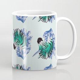 Aqua Zebracorn Coffee Mug