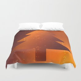 Christmas Time is Beer Duvet Cover