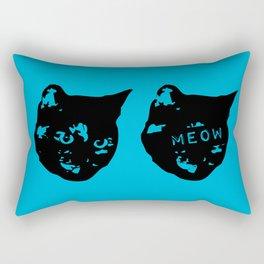 Tortoiseshell Kitty Rectangular Pillow