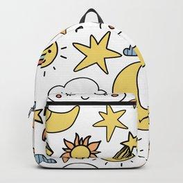 MOON, SUN & RAINBOWS Backpack