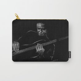 Jaco Pastorius - Jazz Bassist Carry-All Pouch