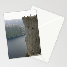 Preikestolen, Norway Stationery Cards