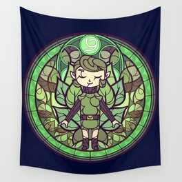 Saria, Sage of Forest Wall Tapestry