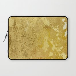 golden vintage Laptop Sleeve
