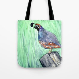 Quirky Fellow Tote Bag