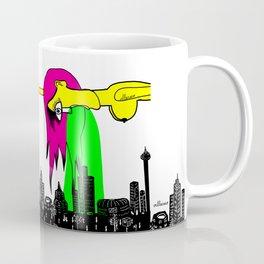 You make me sick Coffee Mug