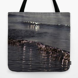 Small waves. Tote Bag