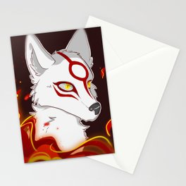 Amaterasu, Sun Goddess Stationery Cards