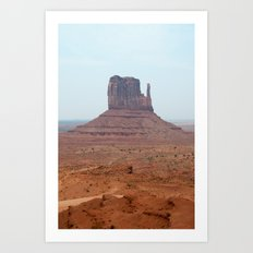 The cruel, uneventful state of apathy releases me Art Print