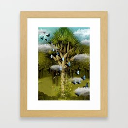 """The Bosch Spring"" Framed Art Print"