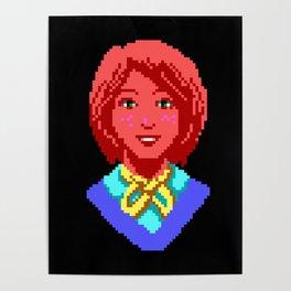 Meet Nancy Maple - The Crimson Diamond Poster