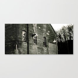 shattered 2 Canvas Print
