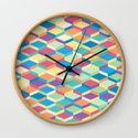 Colorful Squares Pattern by alicewieckowska